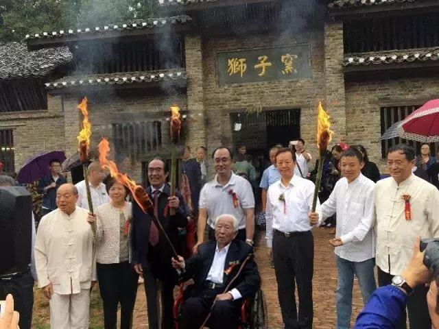 中国旅游报见证狮子窑复活,再度唱