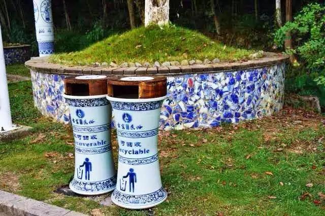 这些景区特色的垃圾桶,哪一个get到