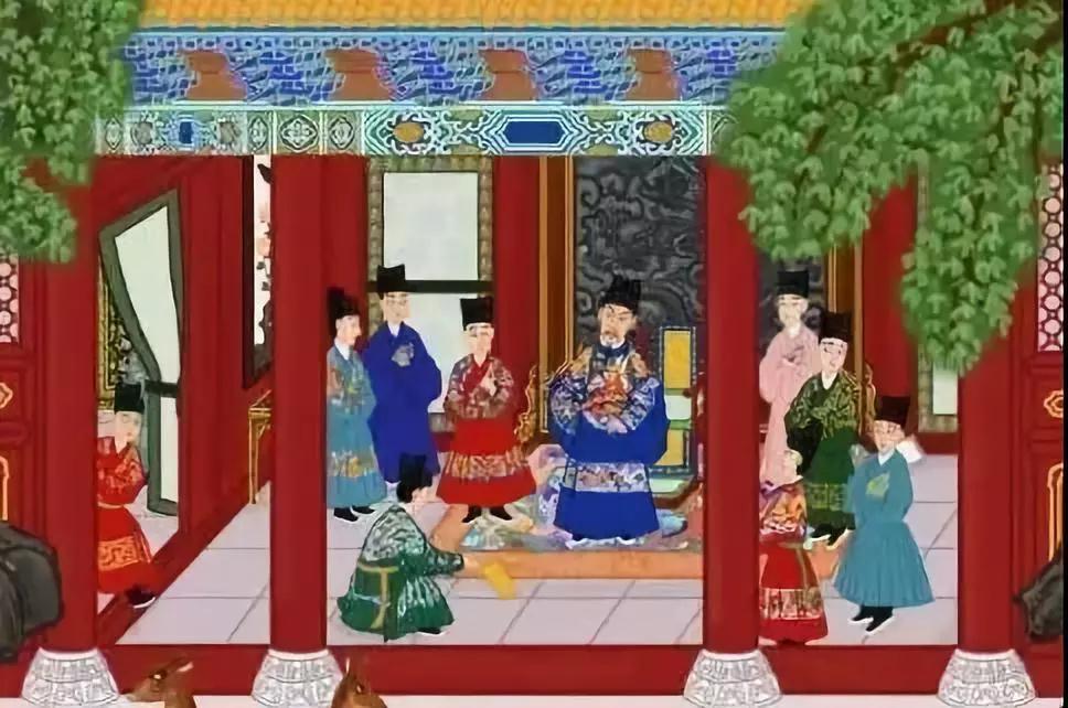 一只被明太祖和康熙帝喜爱的酒杯