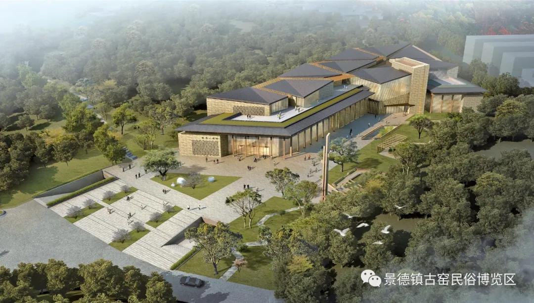 古窑推进5A景区提升建设迎全省旅发